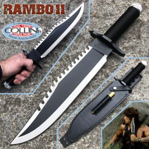 Hollywood Collectibles Group - Rambo II knife - First Blood Part 2 - Knife