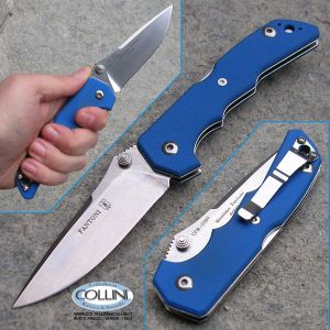 Fantoni - Mix knife - Blue G10