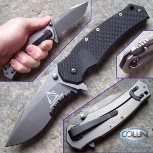 Fox/Combative Edge - M1S Serrated - CED-01S - coltello