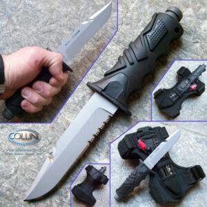 Fox - Ocean Master - Titanium Diving Knife - FX-OCM01-CP - coltello da sub