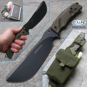 Fox - Parang Bushcraft Jungle Knife - FX-0107153 coltello