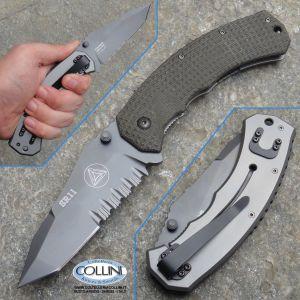 Fox/Combative Edge - SR11S Serrated - FX-CED-M3S - coltello