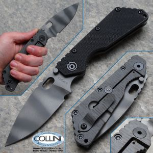 Strider Knives - SMF S Special Mission Black G10 - coltello