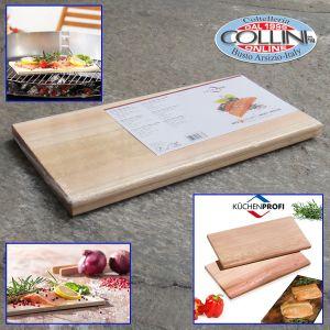 Küchenprofi - BBQ Grill Board Smoky - Set of 2 - small