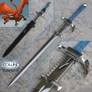 United - Dragon's Lair - GH5006A - Gil Hibben - Spada Fantasy