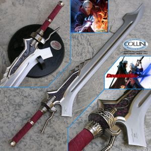 United - Red Queen - Capcom Devil May Cry 4 - Nero's Sword