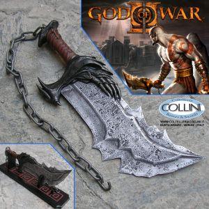 United - God of War - Kratos Blade of Chaos - UC2665 spada