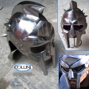 Elmo da gladiatore - abbigliamento - prodotto tratto da film