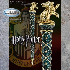 Harry Potter - Hufflepuff Gold Plat Pen