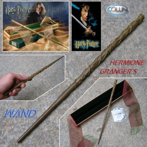 Harry Potter - Hermione Granger Magic Wand - with Olivander Box
