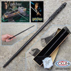 Harry Potter - Bacchetta Magica di Severus Piton con scatola di Olivander NN7150