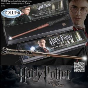 Harry Potter - Harry Potter Magic Wand - With Light