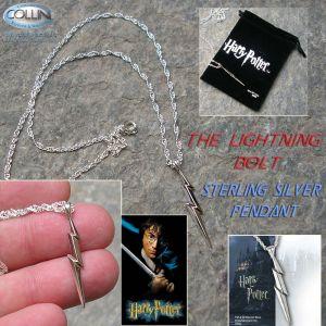 Harry Potter - Ciondolo Fulmine - Argento 925 NN7189 - collana
