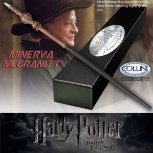 Harry Potter - Bacchetta Magica di Minerva McGranitt NN8290