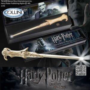 Harry Potter - Bacchetta Magica di Lord Voldemort - Con luce NN7460