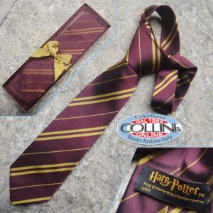 Harry Potter - Cravatta casa Grifondoro - Noble Collection NN7634 - abbigliamento