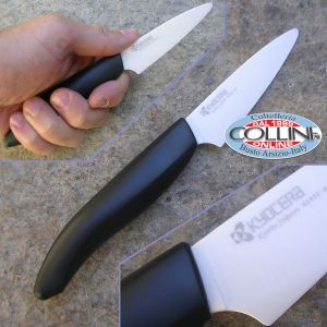 Kyocera - Ceramica Kyo Fine White - Paring Knife 7.5 cm - FK-075 coltello