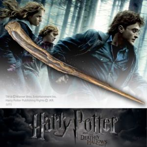 Harry Potter - Bacchetta Rotta di Harry - Deathly Hallows Snatcher NN8200