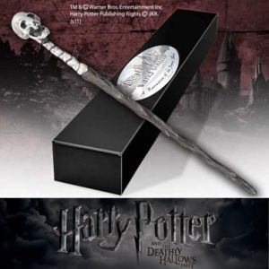 Harry Potter - Death Eaters (Skull) Magic Wand - NN8221