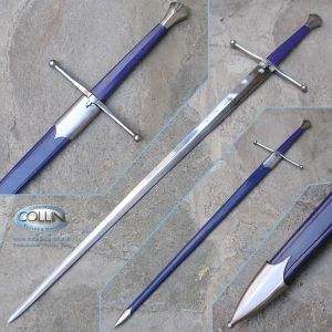 Museum replicas Windlass - English Two Hands Sword 501060 - spada storica