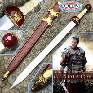 Windlass - The Gladiator - faithful reproduction of Maximus's Gladio - film-based products