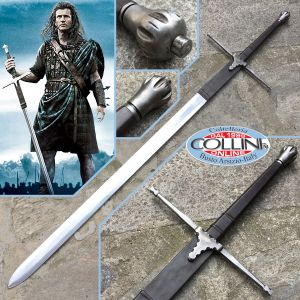 Museum Replicas Windlass - Braveheart - The Sword of William Wallace - movie props