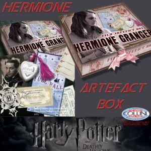 Harry Potter - Hermione Artefact Box