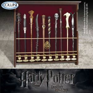 Harry Potter - Wall Display for 10 Magic Wands - NN8010