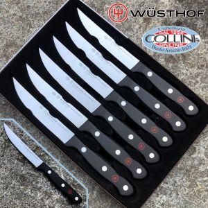 Wusthof Germany - Set Coltelli Bistecca 6 Pezzi - 1125060601 - coltelli tavola