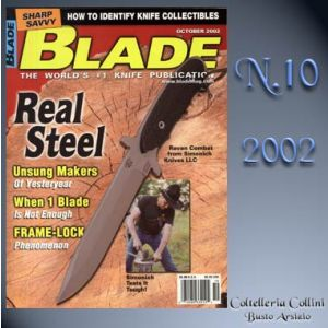 Rivista - Blade - Ottobre 2002 - °RC