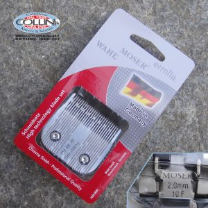 Moser - Testina #10F da 2,0mm per Tosatrice 1245 e 1250 - Ricambio