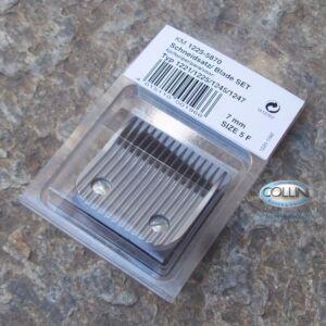 Moser - Testina #5F da 7,0mm per Tosatrice 1245 e 1250 - Ricambio