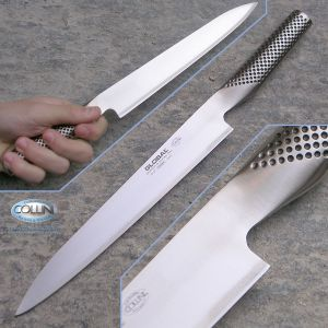 Global knives - G47 - Sashimi-Yo Slicer Knife - 25cm - kitchen knife