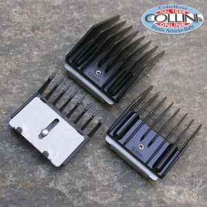 Moser Thrive - ATTACHMENT COMBS for Moser 1225, 1245, 1247 - Thrive 801, 805 e 808