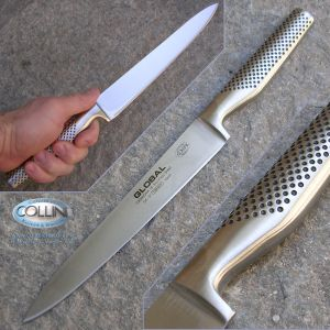 Global knives - GF37 - Carving Knife - 22cm - coltello cucina