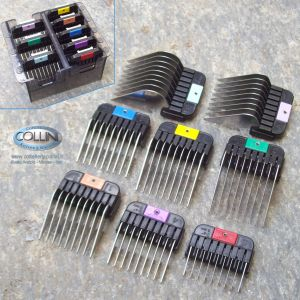 Wahl/Moser/Oster/Andis/Aesculap Fav 5 - STAINLESS STEEL SET 1247-7440- KM1247-7440 , 1225, 1245, 1247, 97-44, A5, A6