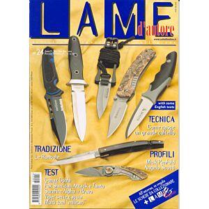 Lame d'autore - Numero 24 - Ottobre/Novembre/Dicembre 2004  - rivista