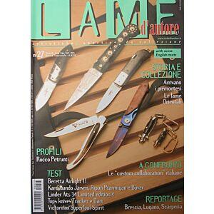 Lame d'autore - Numero 27 - Luglio/Agosto/Settembre 2005 - rivista