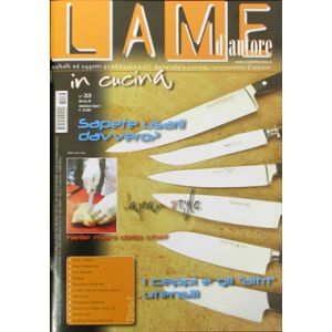 Lame d'autore - Numero 33 - Gennaio/Febbraio/Marzo 2007 - rivista