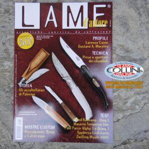 Lame d'autore - Numero 50 - Dicembre - Anno 2010  - rivista