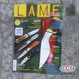 Lame d'autore - Numero 54 - Ottobre - Anno 2012  - rivista