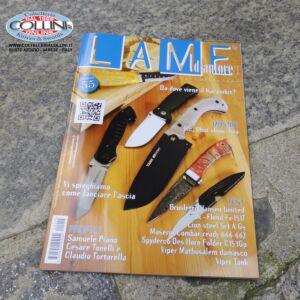 Lame d'autore - Numero 55 - Aprile - Anno 2012  - rivista