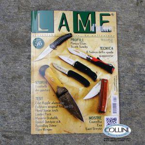 Lame d'autore - Numero 56 - Luglio - Anno 2012 - rivista