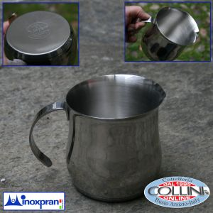 Inoxpran -  Stainless steel creamer Dolcevita 6 cups