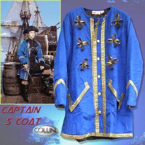 Museum Replicas Windlass -  Captain's Coat 100040 - Medieval clothing