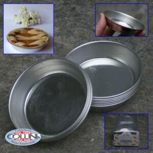 Decora - Pastierine tinplate 10 pieces