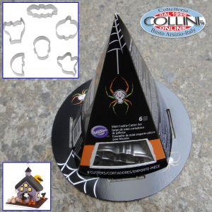 Wilton - Halloween Witch Hat Mini Cookie Cutter Set