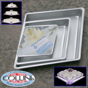 """Wilton - """"Diamond"""" Pan Set - 3 pcs"""