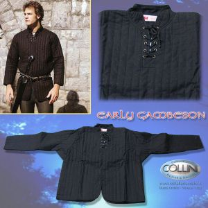 Museum Replicas Windlass - Early Gambeson 100278 - Medieval clothing