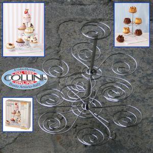 Birkmann - Supporto per muffin e mini torte 12 pezzi